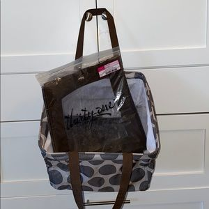 31 Square Utility Tote With Top-A-Tote Lid